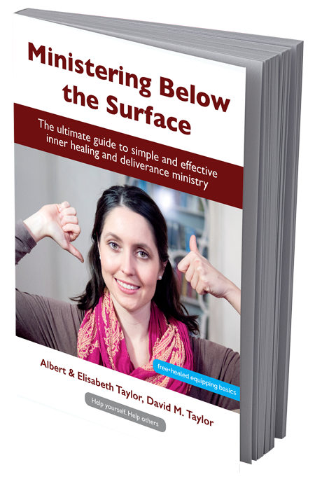 Ministering Below the Surface Books – Free and Healed